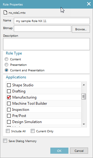 NX Roles - managing your custom interface layouts - NCmatic