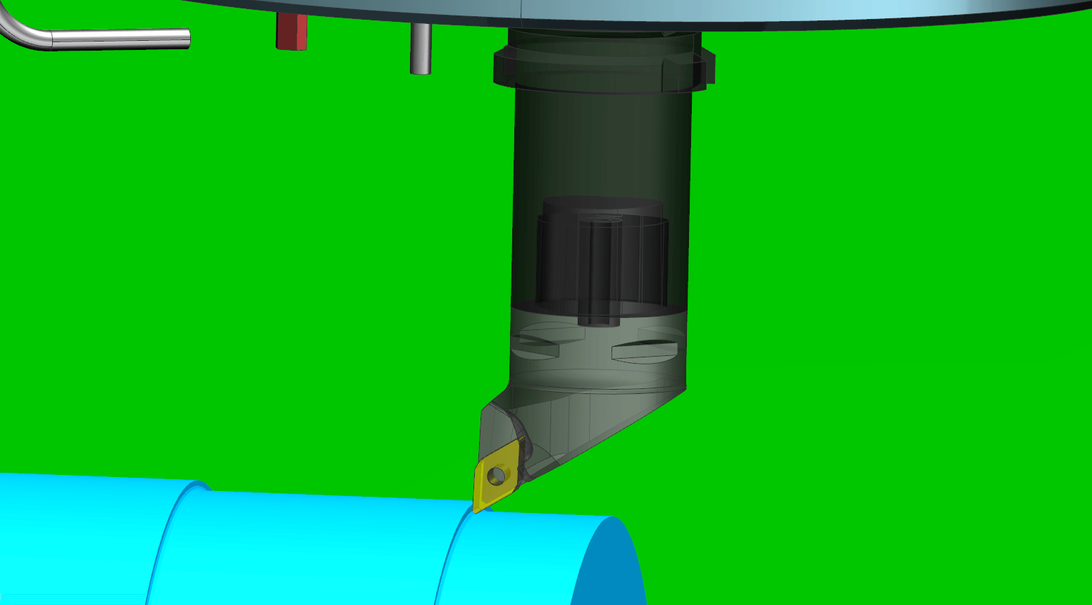 Creating and using 3D solid tool in NX (part 1)